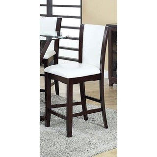 Acme Furniture Malik Counter Height Chairs (Set of 2)