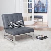 Strick & Bolton Kole Bonded Leather Chair