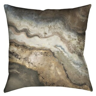Laural Home Rock Flow Indoor-Outdoor Decorative Pillow