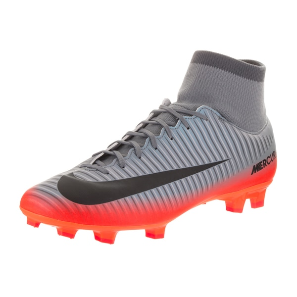 f2f20ce72750 Shop Nike Men s Mercurial Victory VI CR7 DF FG Soccer Cleat - Free ...