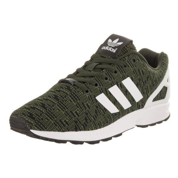 Shop Adidas Men s ZX Flux Running Shoe - Free Shipping Today ... 2f3fe1185e8d
