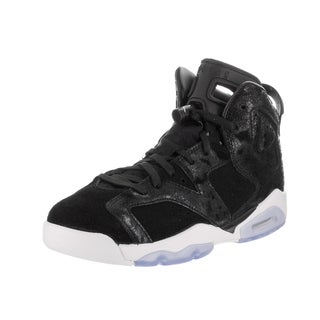 Nike Jordan Kids Air Jordan 6 Retro Prem HC GG Basketball Shoe