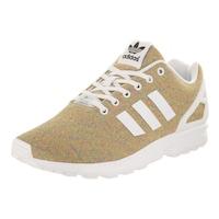 1ea9f68a04495 Shop Adidas ZX Flux Electric Yellow White M22508 Men s - Free ...