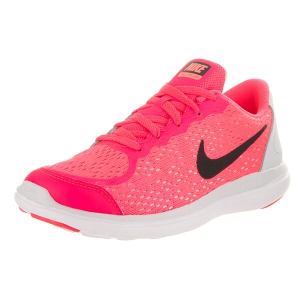 2d7391ec44ee Shop Nike Kids Flex 2017 Rn (PS) Running Shoe - Free Shipping Today ...