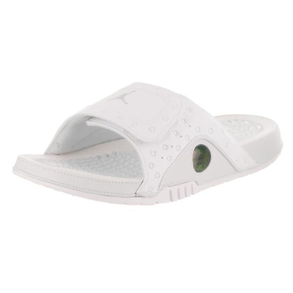 Shop Nike Jordan Men s Jordan Hydro XIII Retro Sandal - Free ... 2784f1711