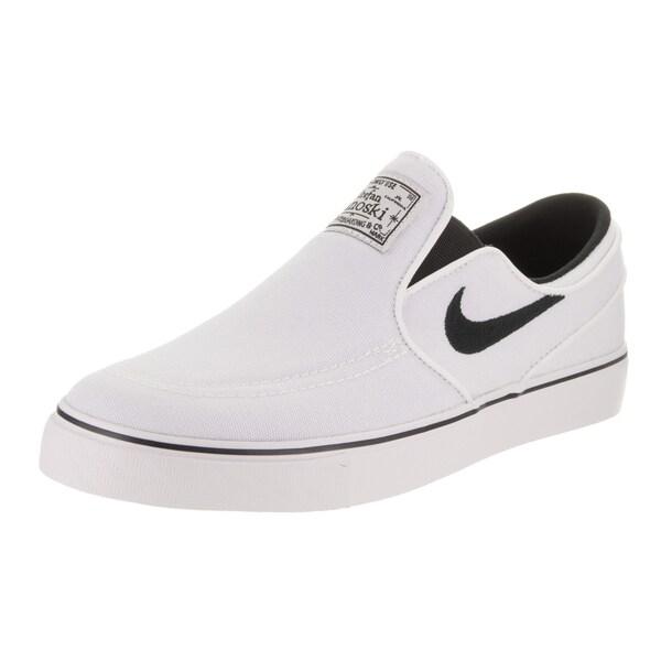 wholesale dealer 9b0c3 5b169 Nike Kids Stefan Janoski Cnvs Slip (GS) Skate Shoe