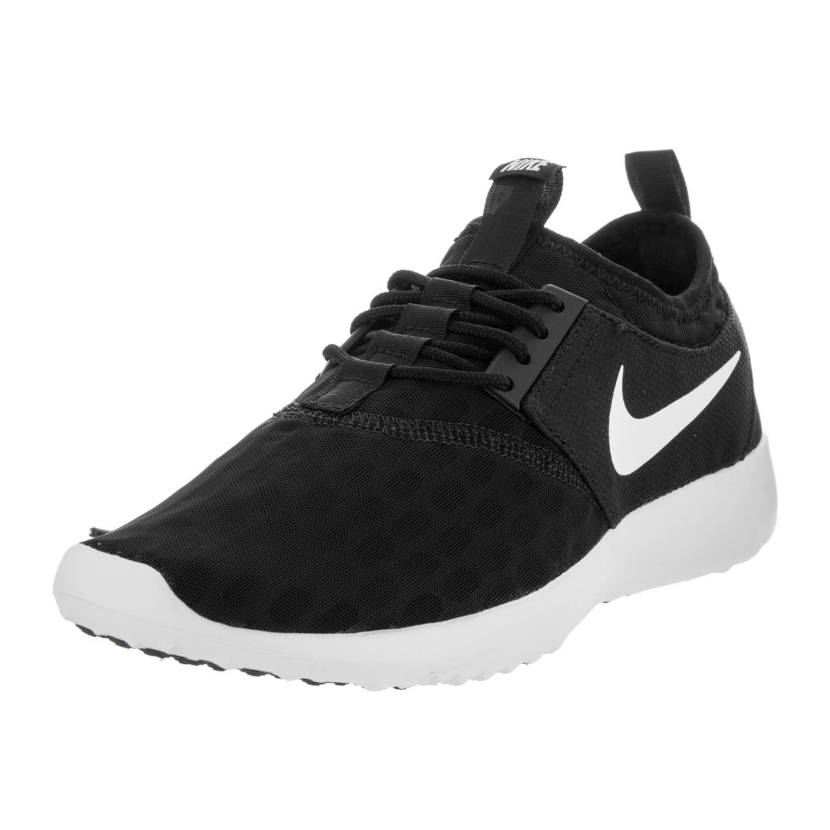 Nike Women's Juvenate Skate Shoe (8), Black (leather)