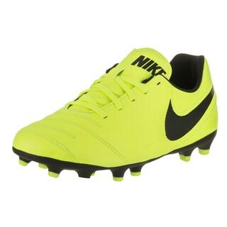 Nike Kids JR Tiempo Rio III Fg Soccer Cleat