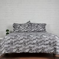 VOSS 3-piece Printed Comforter Set