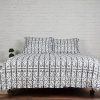 Lauren Taylor - Alta 3pc Printed Comforter Set