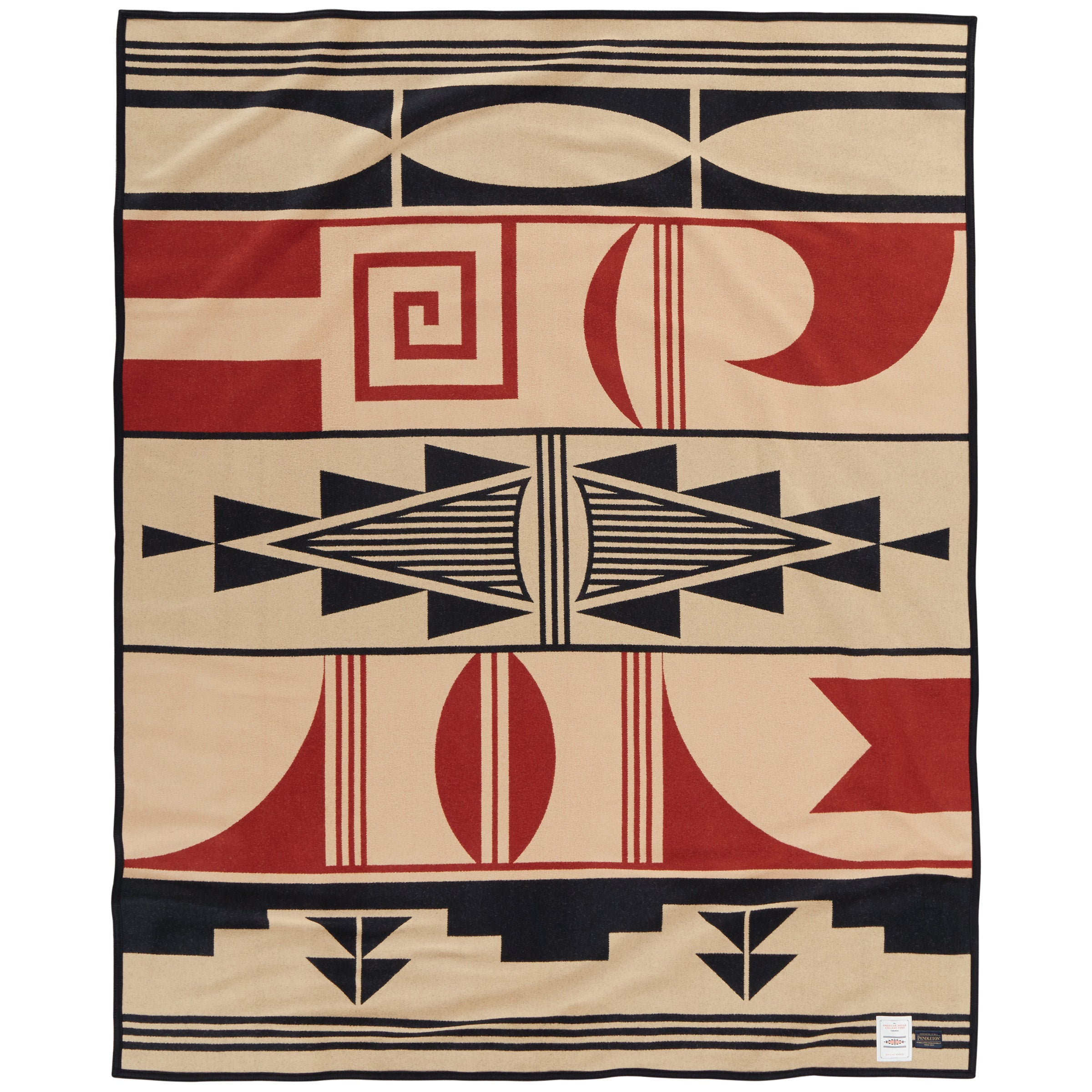 Pendleton Gift Of The Earth Blanket (ze788-53422), Black ...