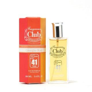 Frag Club #41 Red Giorgio Beverly Hills Women's 3.4-ounce Eau de Parfum Spray