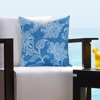 Siscovers Veranda Baltic Indoor- Outdoor Accent Pillow