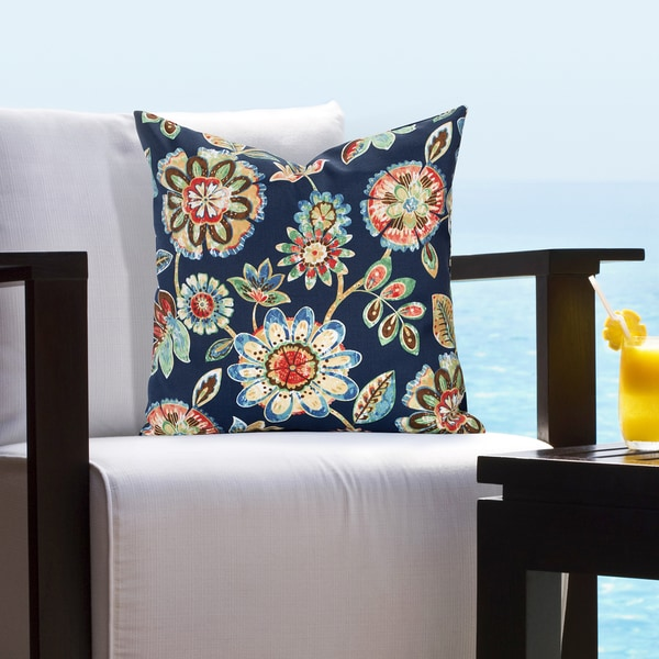 Siscovers Magnolia Indoor - Outdoor Accent Pillow. Opens flyout.