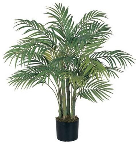 Areca 3-foot Silk Palm Tree