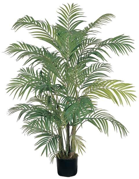 The Curated Nomad Zaius Areca Silk Palm Tree