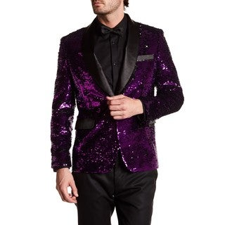 Men's Fashion Slim Fit Blazer