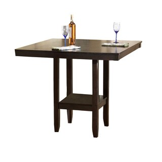 Hillsdale Furniture Arcadia Espresso Counter Height Table