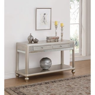 Dazzle Two Drawer Console Table
