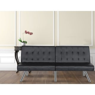 US Pride Furniture Rossie Tufted Modern Sofa Bed