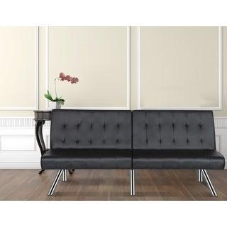 US Pride Furniture Rossie Tufted Modern Sofa Bed