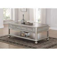 Dazzle Two Drawer Cocktail Table