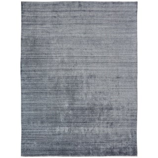 "Meridian Zinc Handmade Area Rug - 8'6"" x 11'6"""