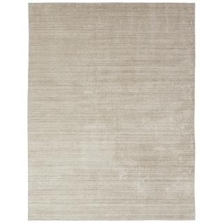 "Meridian Chino Ivory Handmade Area Rug (8'6 x 11'6) - 8'6"" x 11'6"""
