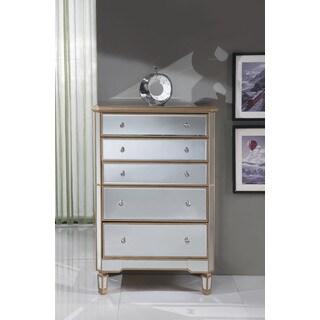 Elegant Lighting Contempo 5 Drawer Cabinet