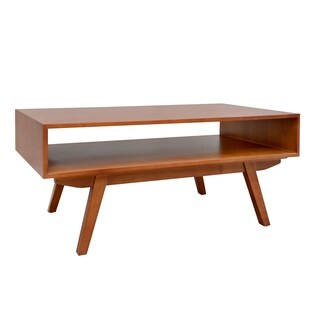 Porthos Home Mid-Century Crawford Coffee Table