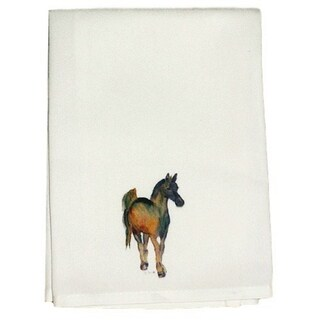 Pony Guest Towel Set of 2