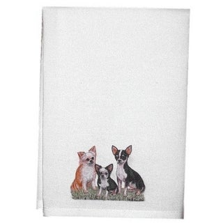 Chihuahua Guest Towel Set of 2