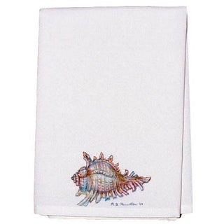 Conch Shell Guest Towel Set of 2