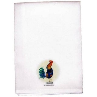 Rooster Guest Towel Set of 2