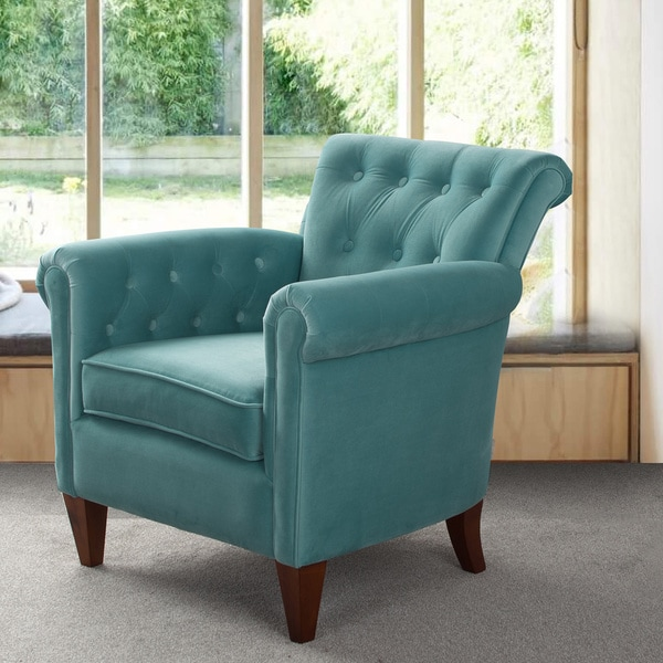 Shop Jennifer Taylor Giovanni Tufted Accent Chair 32