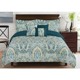 RT Designers Collection Bridgetown 6-Piece Comforter Set
