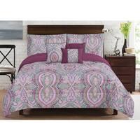 RT Designers Collection Brisbane 6-Piece Comforter Set