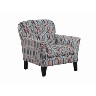 Simmons Upholstery Calliope Chestnut Chair