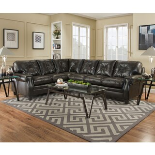 Simmons Upholstery Lucky Marble Sectional
