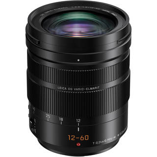 Panasonic Leica DG Vario-Elmarit 12-60mm f/2.8-4 ASPH. POWER O.I.S. Lens