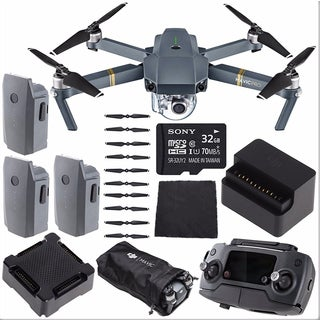 DJI Mavic Pro Fly More Professional Bundle