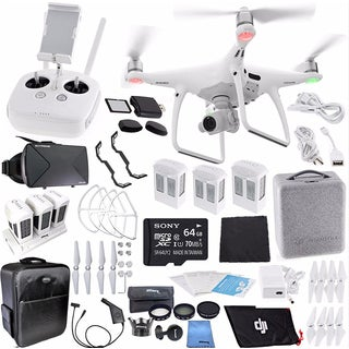 DJI Phantom 4 Quadcopter Accessories Bundle