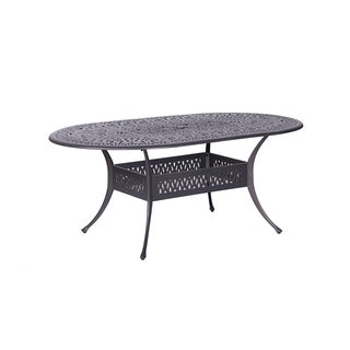 Saratoga 42-inch x 72-inch Oval Table