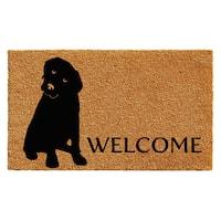 Labrador Doormat (24 x 36)