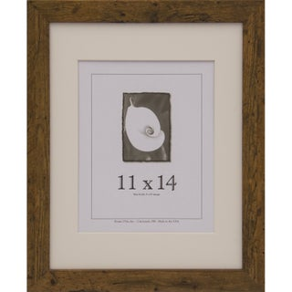 Rustic I Picture Frame 11x14 (Option: Brown)