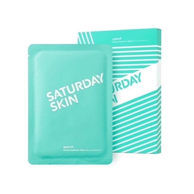 Radiant Saturday Skin Quench Intense Hydration Mask (Pack...