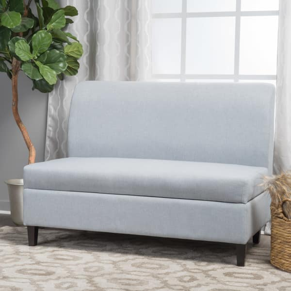 Swell Shop Tovah Fabric Storage Loveseat By Christopher Knight Beatyapartments Chair Design Images Beatyapartmentscom
