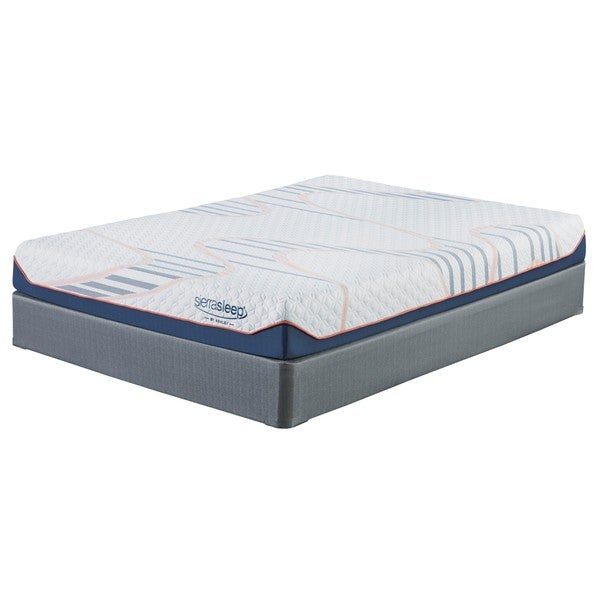 Shop Sierra Sleep By Ashley Mygel 8 Inch King Size Gel Memory Foam
