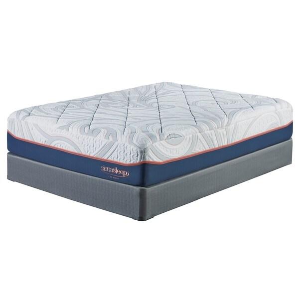 Shop Sierra Sleep By Ashley Mygel 14 Inch Queen Size Gel