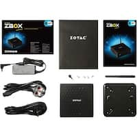 Zotac ZBOX nano C ZBOX-CI325NANO-U Desktop Computer - Intel Celeron N